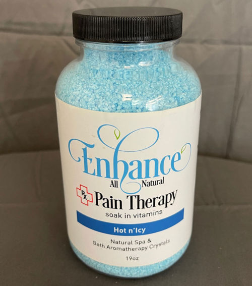 Aches & Pains?  Submerge yourself