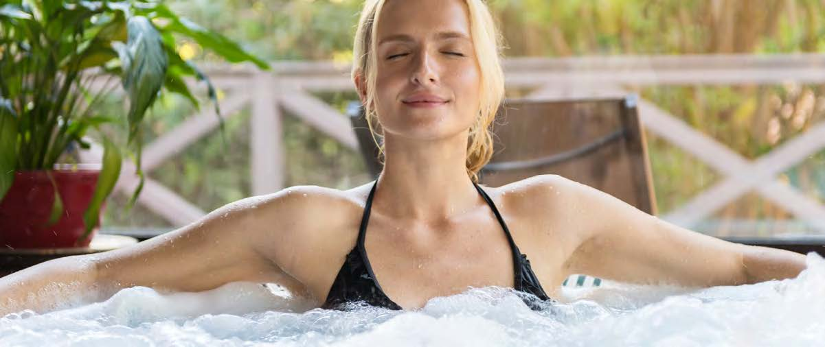 Hydrotherapy Benefits for Anti-Aging