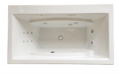 "Reward 66"" x 36"" Platinum Series Hydro Massage Bath"