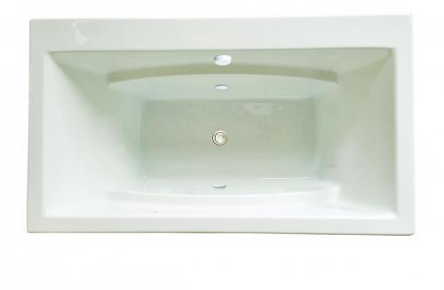 "Reward 66"" x 36"" Heated Soaking Bath"