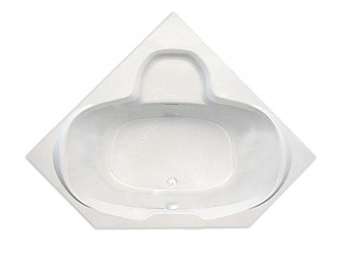 """Retreat 60"""" x 60"""" Soaker Tub Only"""