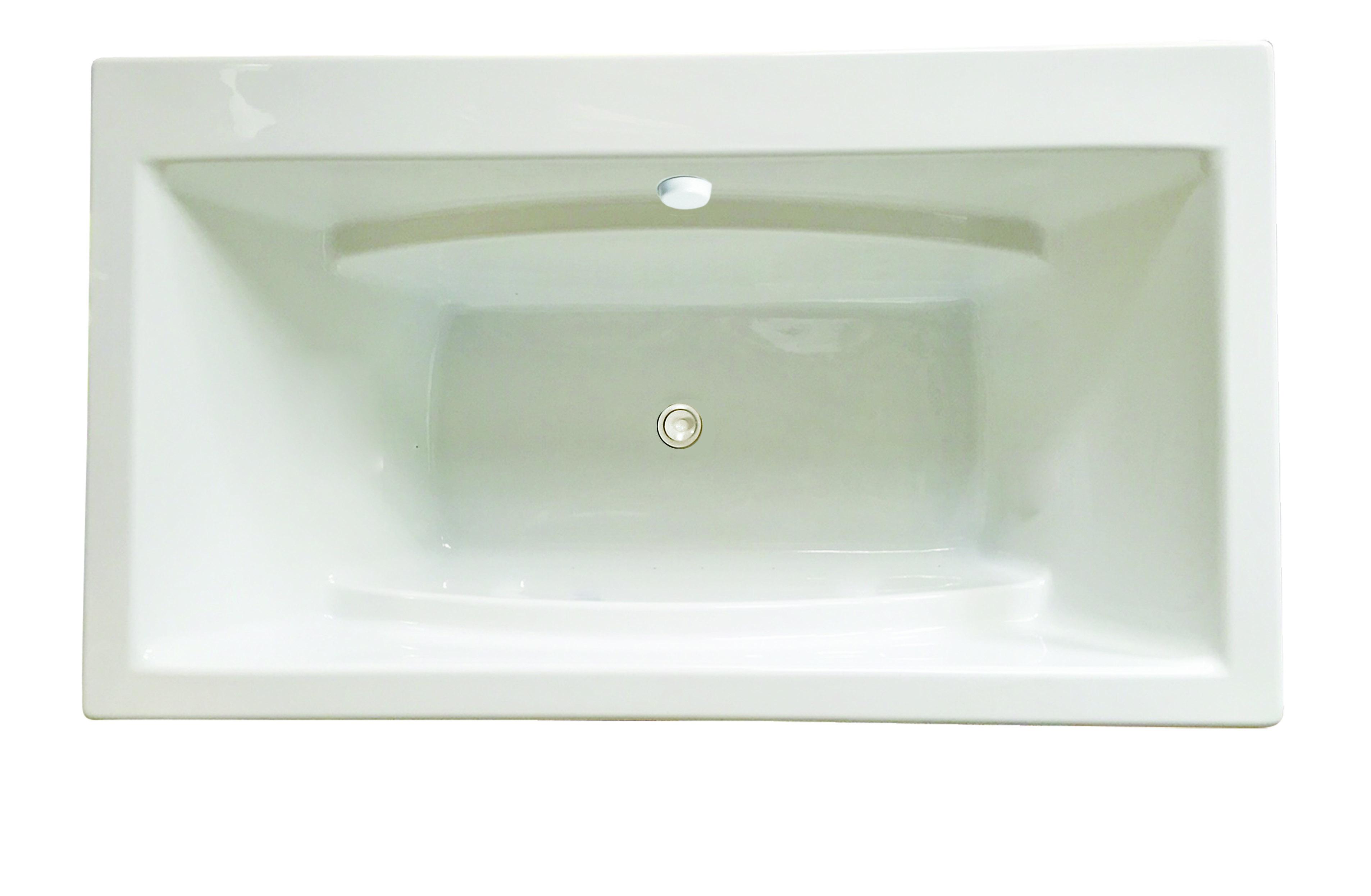 Reward 6636SD Soaker Tub Only - Size: 66\