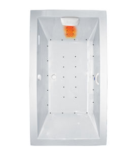 "Zen 66"" x 36"" Platinum Series Air Massage Bath"