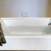 """Zen 66"""" x 32"""" Right Hand Soothing Soaking Series"""