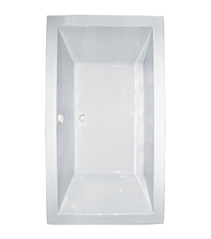 "Zen 66"" x 32"" Soaker Tub Only"
